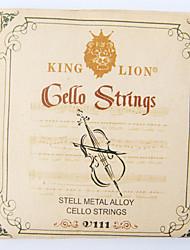 cheap -111 King Lion Cello Strings