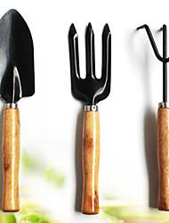 cheap -Garden Tool Sets Garden Tool Sets Wood 3pcs