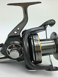 cheap -Fishing Reel Spinning Reel / Trolling Reel 4.7:1 Gear Ratio+10 Ball Bearings Hand Orientation Exchangable Sea Fishing / Spinning / Trolling & Boat Fishing - AFL12000