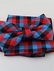 cheap -Men's fashion cotton bow tie