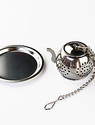 Недорогие -чайник для заварки чая с мини-фильтром из нержавеющей стали