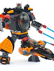 cheap -2 in 1 robot deformation Diamond Max formula Building Blocks For Boys Model Building Kits Building Blocks Sets