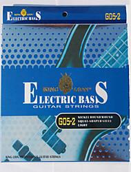 Недорогие -электрические басовые струны