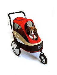 cheap -IBIYAYA® Mixed Material/ Portable/Safe Stroller Cart Car Carrier For Dogs / Cats