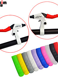cheap -mi.xim Bike Handlerbar Grips For Road Bike / Mountain Bike MTB Rubber Durable Cycling Bicycle Black Transparent White Others Others