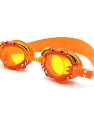 cheap -Swimming Goggles Anti-Fog Silica Gel PC Pink Blues Dark Blue Pink Blue Dark Blue