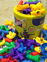 cheap -Building Blocks For Gift  Building Blocks Plastic Above 3 Toys