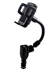 cheap -Car Universal / Mobile Phone Mount Stand Holder Stand with Adapter / Adjustable Stand Universal / Mobile Phone Plastic Holder