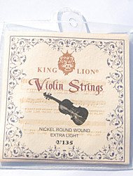 cheap -KING LION 135 Violin Strings