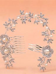 cheap -Side Combs Hair Accessories Alloy Wigs Accessories Women's pcs 11-20cm cm