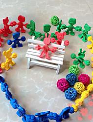 cheap -Little Elf Building Blocks Building Kit DIY Toys
