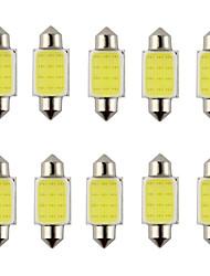 Недорогие -31mm / 41mm / 36mm Для кроссовера / Для автоматического транспортера / Для трактора Лампы 3 W COB 240 lm 1 Светодиодная лампа Внутреннее освещение Назначение