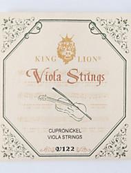 cheap -122 KING LION Viola Strings