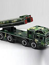 Недорогие -Пазлы 3D пазлы Бумажная модель Строительные блоки Игрушки своими руками Бумага