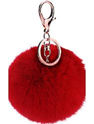 cheap -Keychain Fashion Ring Jewelry Black / White / Purple For Birthday Gift