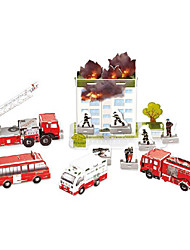 cheap -Car 3D Puzzle Wooden Puzzle Paper Model Wooden Model Paper Kid's Adults' Toy Gift