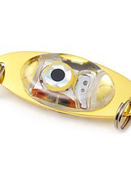 Недорогие -4шт Освещение для рыбалки Светодиодная лампа RGB Пластик Прост в применении Рыбалка