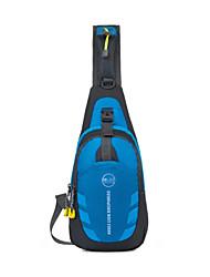 cheap -FuLang Sling Shoulder Bag Chest Bag Running Pack 20 L for Running Hiking Travel Sports Bag Multifunctional Moistureproof Wearable Nylon Running Bag