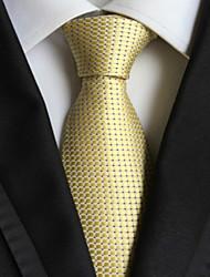 cheap -Men's Luxury / Grid / Solid Creative Stylish