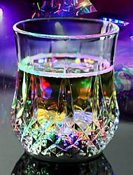 cheap -Drinkware Glass Daily Drinkware Novelty Drinkware Water Bottle Tea & Beverage Decoration Girlfriend Gift 2pcs