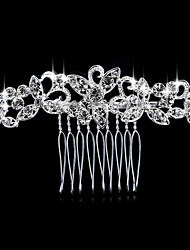 cheap -Side Combs Hair Accessories Rhinestones Wigs Accessories Women's pcs 6-10cm cm