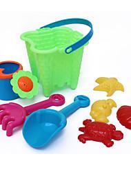 Недорогие -Ролевые игры пластик 8 pcs Детские Взрослые Игрушки Подарок