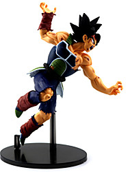 cheap -Anime Action Figures Inspired by Dragon Ball Son Goku PVC(PolyVinyl Chloride) 23 cm CM Model Toys Doll Toy