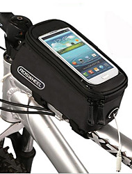 cheap -Cell Phone Bag Bike Frame Bag Top Tube 4.2/4.8/5.5 inch Touch Screen Cycling for iPhone X iPhone XR iPhone XS Cycling / Bike / iPhone XS Max