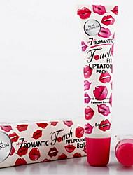 abordables -1 pcs 5 couleurs Maquillage Quotidien Accessoires de Maquillage Brillant à Lèvres Sec / Humide / Mat Etanche / Respirable / Séchage rapide Maquillage Cosmétique Quotidien Accessoires de Toilettage