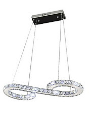 cheap -1-Light 30cm(11.8inch) LED Pendant Light Metal Others Modern Contemporary 90-240V
