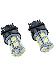 Недорогие -3156 Для кроссовера / Для автоматического транспортера / Для трактора Лампы 6 W SMD 5050 420 lm 13 Лампа поворотного сигнала / Стоп-сигнал Назначение