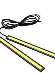 Недорогие -2pcs Автомобиль Лампы 80W COB 7880lm 40 Лампа поворотного сигнала / Световая лента / Фары дневного света