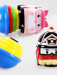 Недорогие -форм-перенося робота пластика для детей старше 3 игрушка головоломки