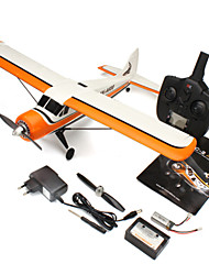 cheap -RC Airplane WLtoys A600 4CH 2.4G KM/H Ready-to-go Brushless Electric