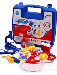 cheap -The House Children's Doctor Medicine Box Toy Kit Boy Girl Children Puzzle