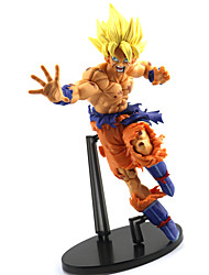 cheap -Anime Action Figures Inspired by Dragon Ball Cosplay PVC(PolyVinyl Chloride) 22 cm CM Model Toys Doll Toy