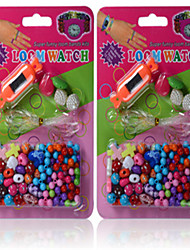 cheap -Educational Toys Amblyopia Children's DIY Craft Beads Correct Vision Products The New Candy Watch Box