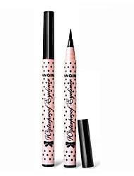 abordables -Eyeliner Accessoires de Maquillage Liquide Maquillage 1 pcs Œil Quotidien Maquillage Quotidien Etanche Séchage rapide Longue Durée Cosmétique Accessoires de Toilettage