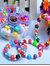 abordables -bricolage perlés petit rond 8 pour vaincre les formation manuelle dispersés perle enfants amblyopie jouets éducatifs