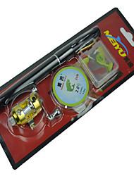 cheap -Iso Rod 95 cm Fibre Glass Medium (M) General Fishing