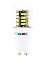 cheap -BRELONG 1 pc 5W GU10 30LED Corn Light AC220V White Light  Warm White Light