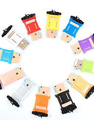 Недорогие -Сухие боксы Водонепроницаемые сумки Водонепроницаемый Сотовый телефон Дайвинг ПВХ  Для