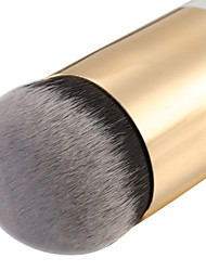 cheap -Professional Makeup Brushes Foundation Brush 1pcs Travel Professional Synthetic Hair / Artificial Fibre Brush Wood Foundation Brushes for Foundation Brush