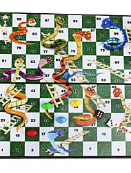 Недорогие -Настольные игры Шахматы Для профессионалов 1 pcs Детские Взрослые Мальчики Девочки Игрушки Подарок