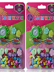 cheap -Educational Toys Amblyopia Children's DIY Craft Beads Correct Vision Products The New Mechanical Watches Boxes