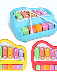 cheap -Baby 5-Note Xylophone  Musical Toy(3 color send at random)