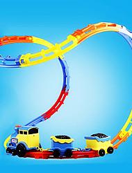 Недорогие -автомобиль из пластика для детей старше 3 игрушка головоломки