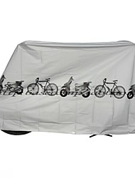 cheap -Bike Cover For Bike / Cycling Synthetic Waterproof / Windproof / Dust Proof Cycling Bicycle Grey