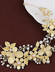 cheap -Crystal / Alloy Headbands / Wreaths with 1 Wedding / Special Occasion Headpiece