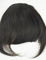 cheap -100 human hair bangs cute style bangs